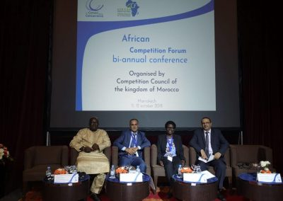 11-12 October 2018, Marrakech, Morocco: African Competition Forum