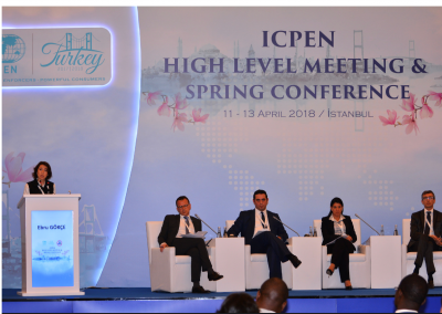 11-13 April 2018, Istanbul, Turkey: UNCTAD MENA beneficiary countries participation to ICPEN 2018