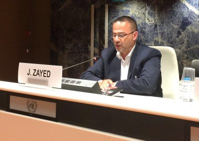 11-13 July 2018, Geneva, Switzerland: UNCTAD MENA participants to the Intergovernmental group of Experts on Competition Law and Policy, seventeenth session