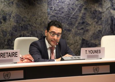 9-10 July 2018, Geneva, Switzerland: UNCTAD MENA participants to the Intergovernmental group of Experts on Consumer Protection Law and Policy, third session