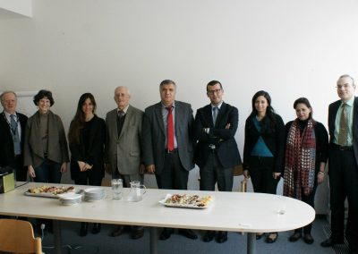 15-17 March 2016, Vienna, Austria, the study visit to the countries of the MENA region (North Africa)